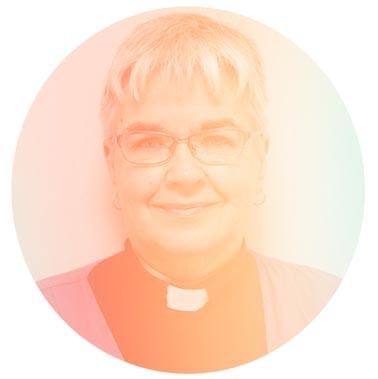 Porträtt av Monica Heikel-Nyberg